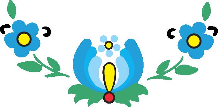 Traditional kashubian design